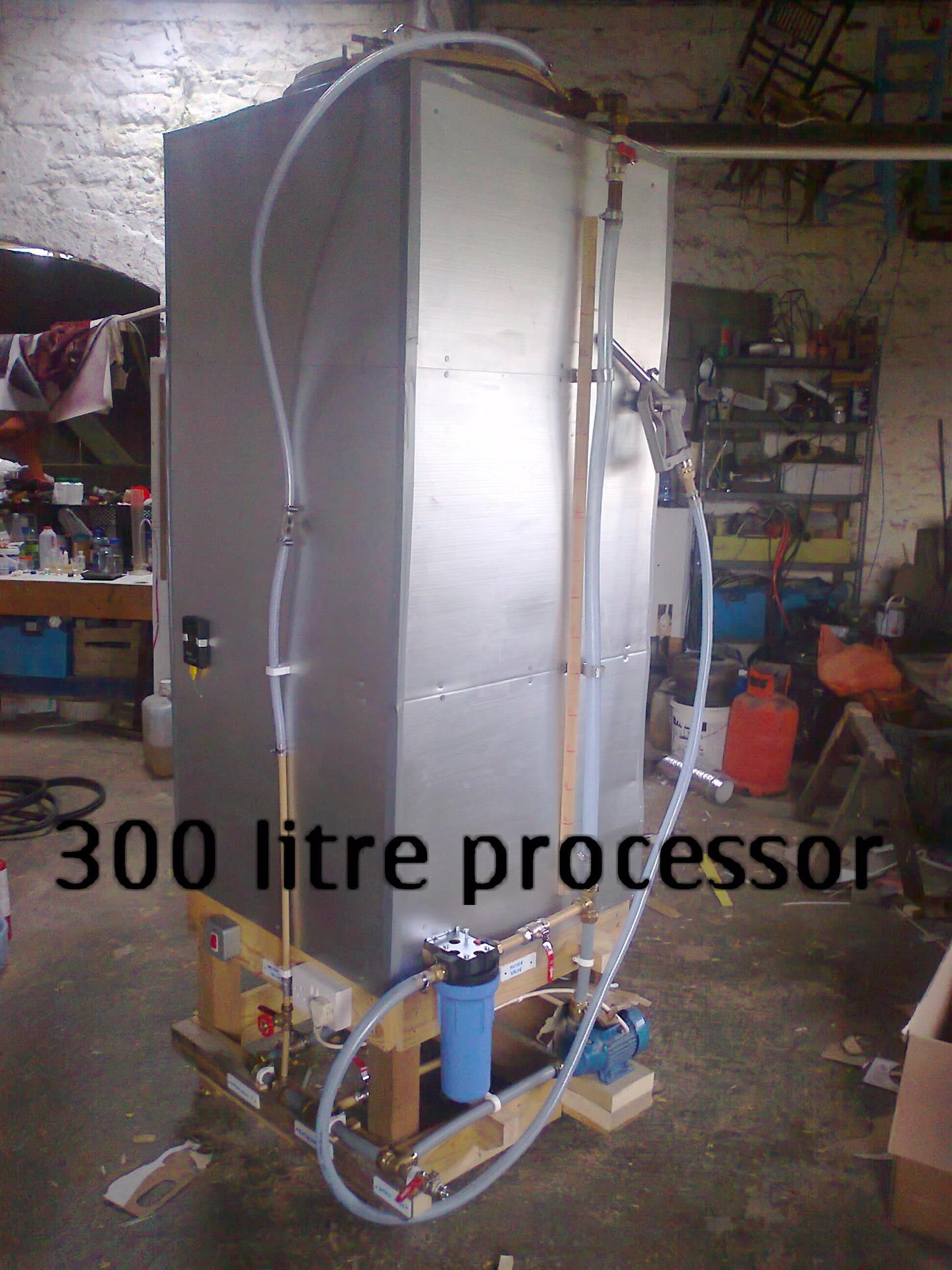 IMB300 Processor
